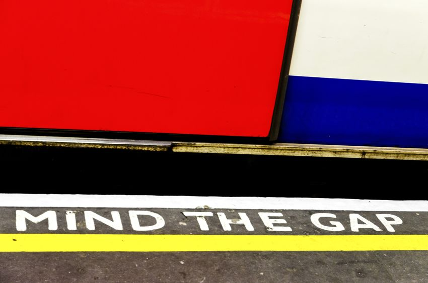 You are currently viewing Mind the Gap