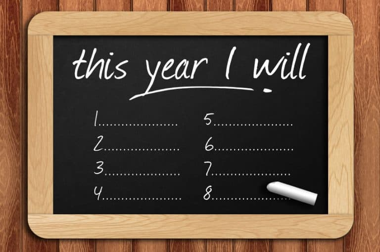 Four Tips for Achieving Your Resolutions