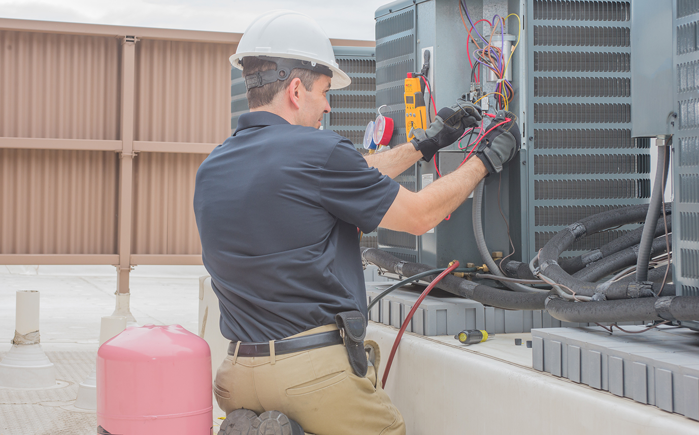 Read more about the article HVAC Technician